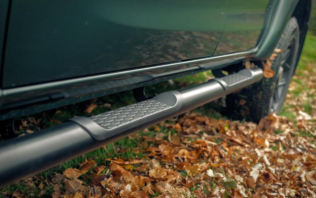Тюнинг Isuzu D-MAX — автомобиль для охотников (фото)