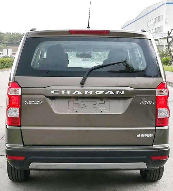 задние фонари Changan X70A