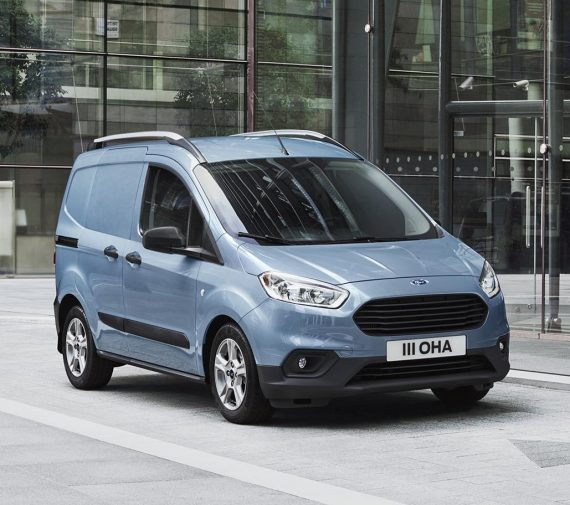 фургон Ford Transit Connect 2018