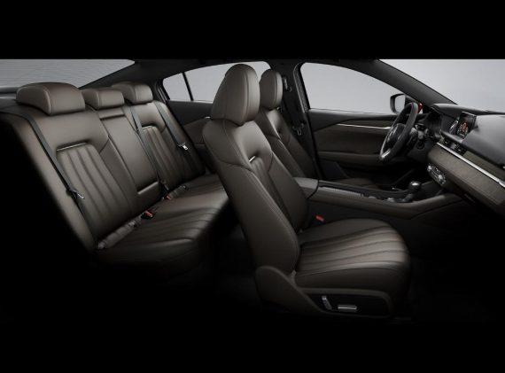 интерьер Mazda 6 2018 года