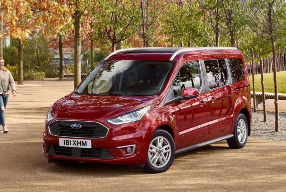 пассажирский Ford Transit Connect 2018
