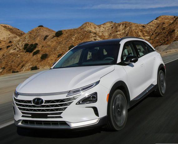 Hyundai Nexo 2018-2019