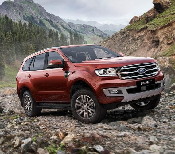 фото Ford Everest 2019 года