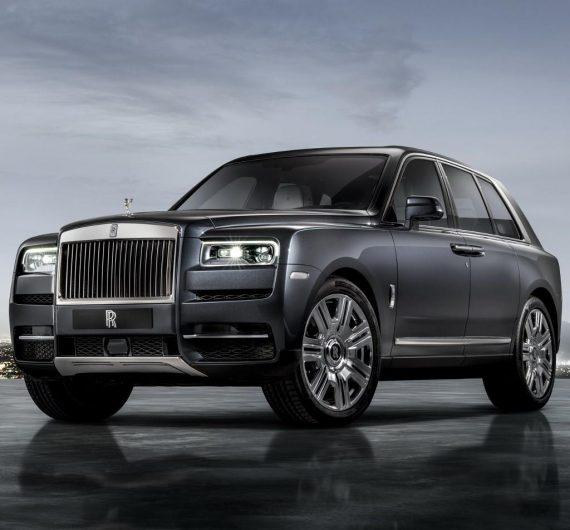 фото нового Rolls-Royce Cullinan 2018 – 2019