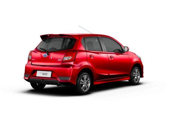 хетчбэк Datsun GO 2019 задние фонари