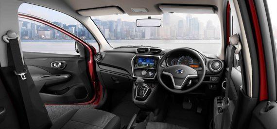 интерьер Datsun GO 2019 фото