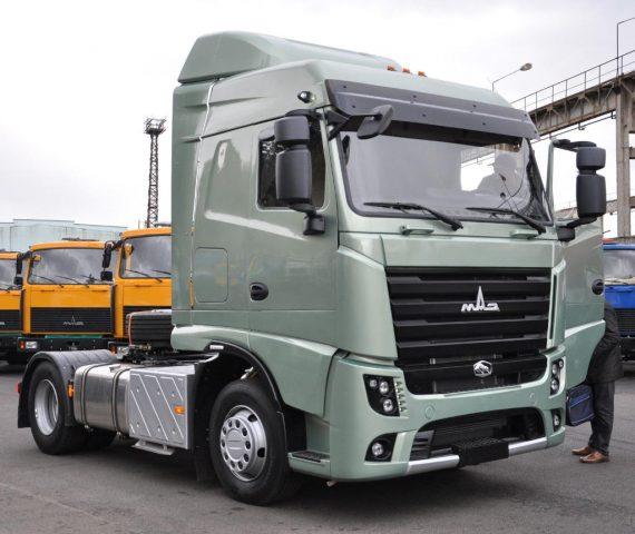 новый тягач МАЗ-5440М9 фото