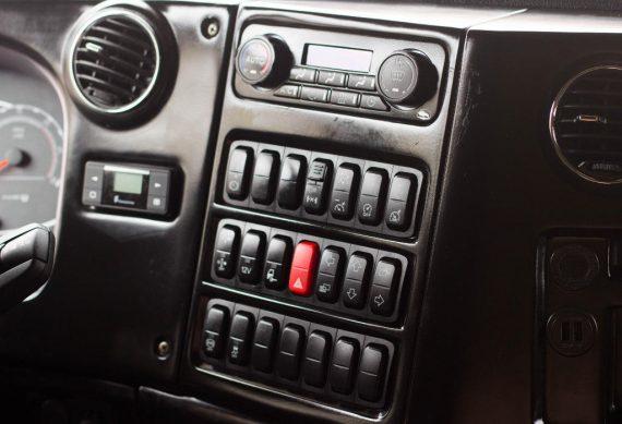 панель приборов МАЗ-5440М9