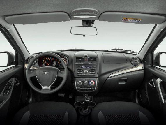 Седан Lada Granta 2020 салон фото