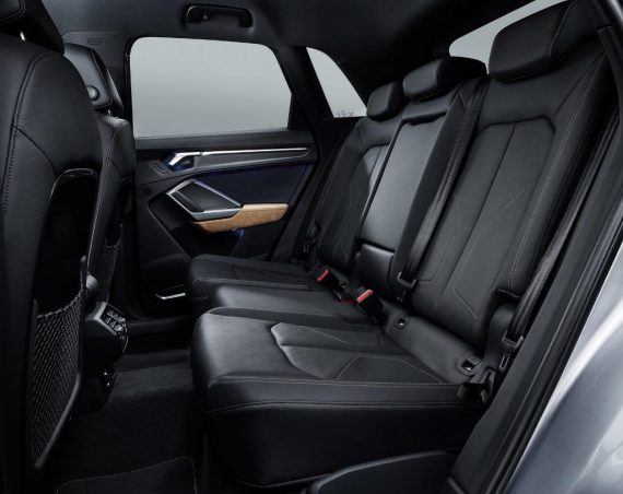 интерьер Audi Q3 2019 фото