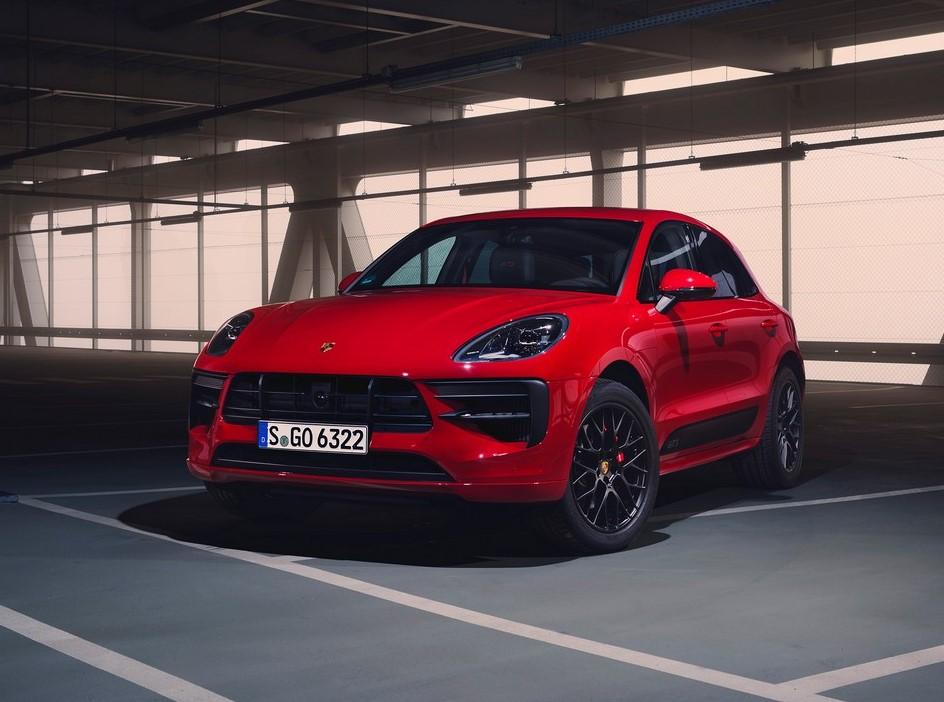 новый Porsche Macan 2021 года