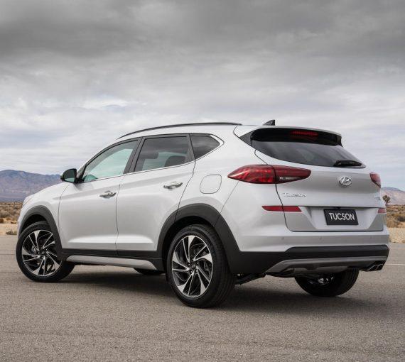 задние фонари Hyundai Tucson 2018 – 2019