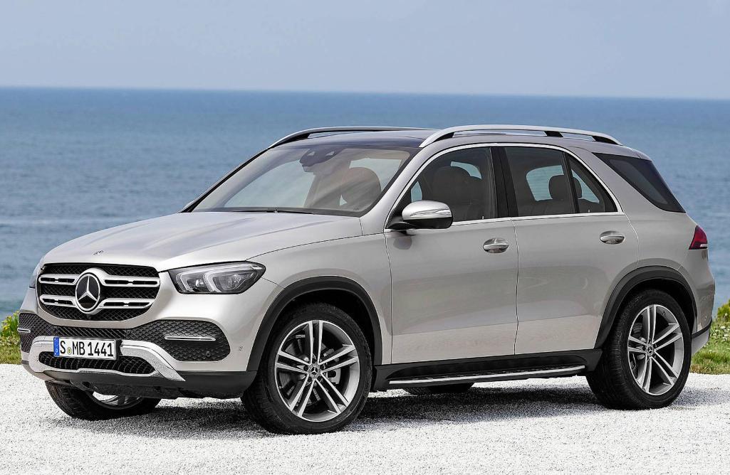 диски Mercedes-Benz GLE 2021