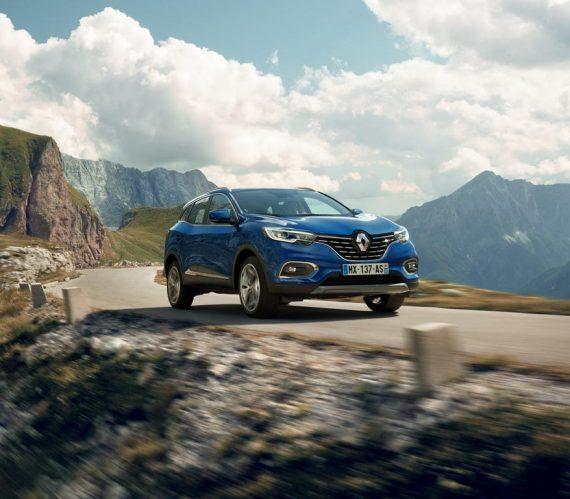 ещё фото Renault Kadjar 2019