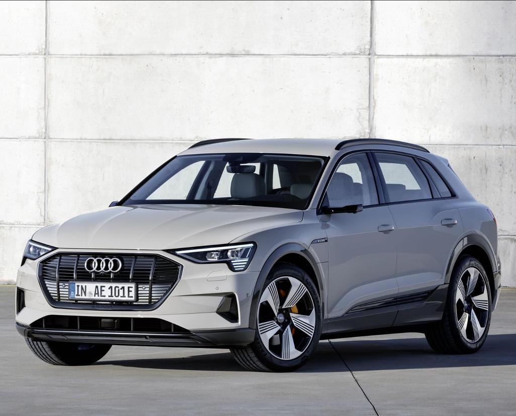 фото Audi E-tron