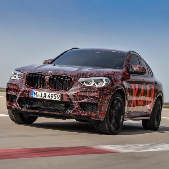 фото BMW X4 M 2019
