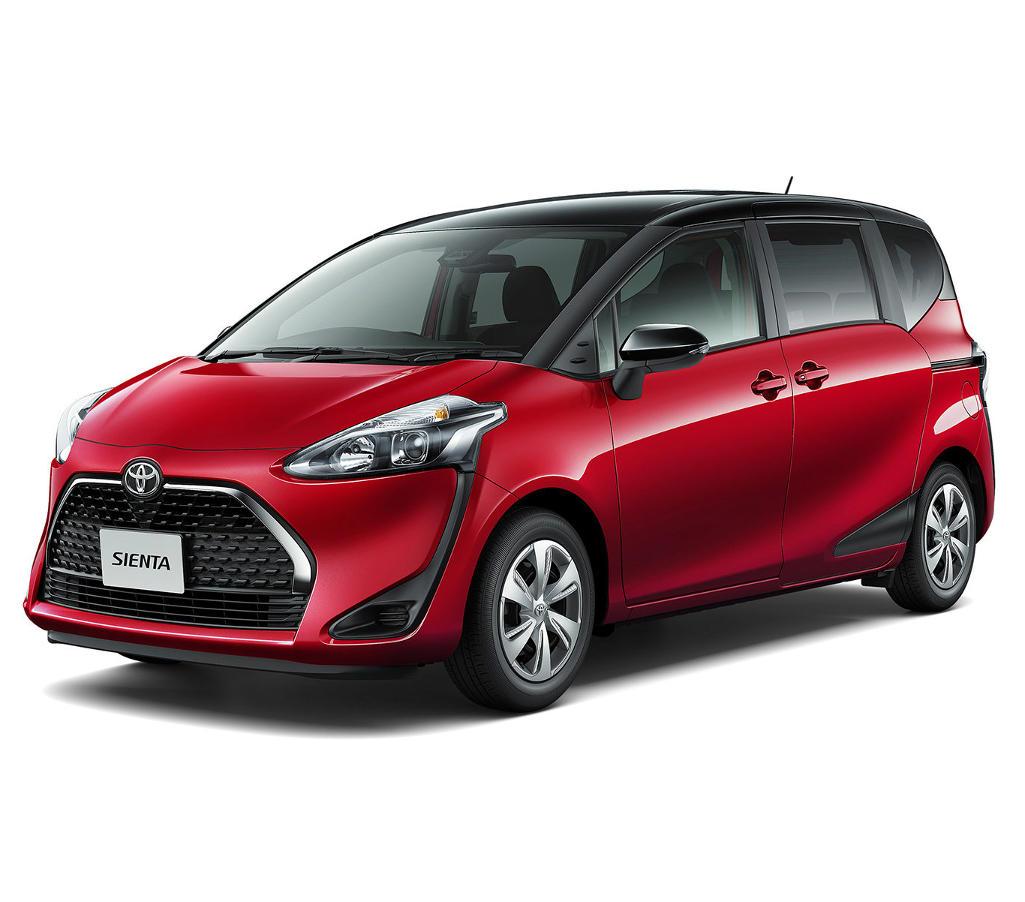 фото Toyota Sienta 2019