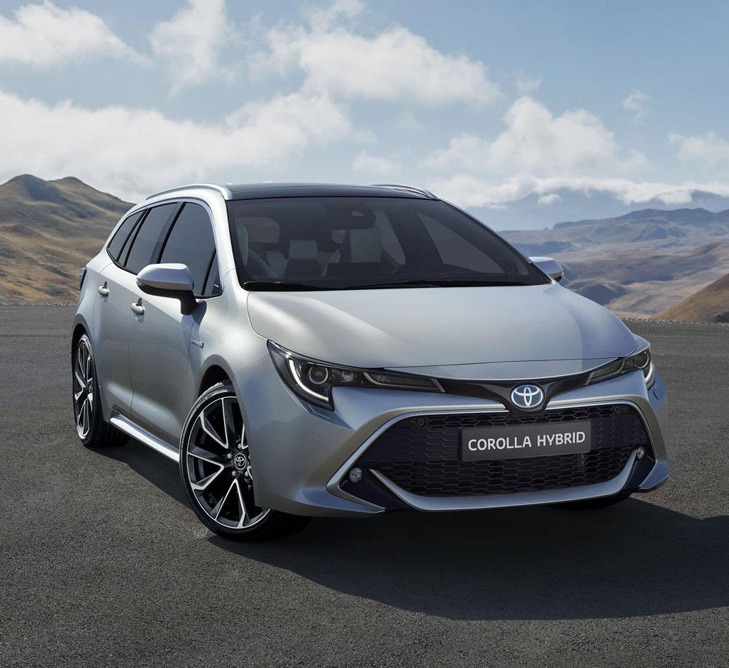 универсал Toyota Corolla Touring Sports 2019 фото