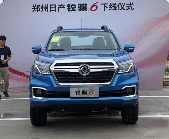 Dongfeng Ruijing 6 – копия Nissan Navara