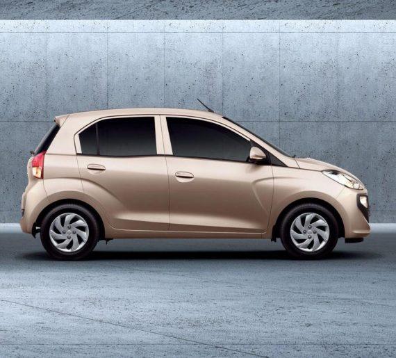 Hyundai Santro фото сбоку