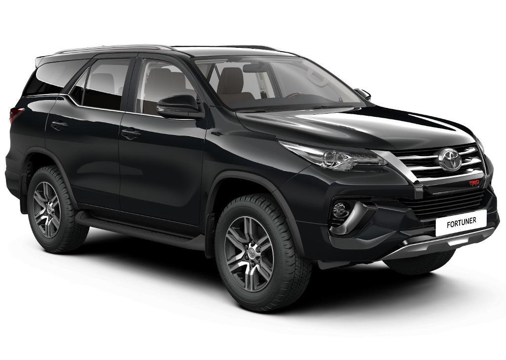 Тюнинг Toyota Fortuner 2018 от TRD. Чип-тюнинг