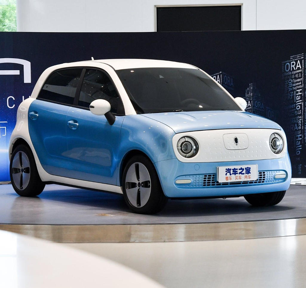 фото электромобиля Euler R1