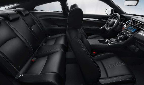 интерьер Honda Civic 2019