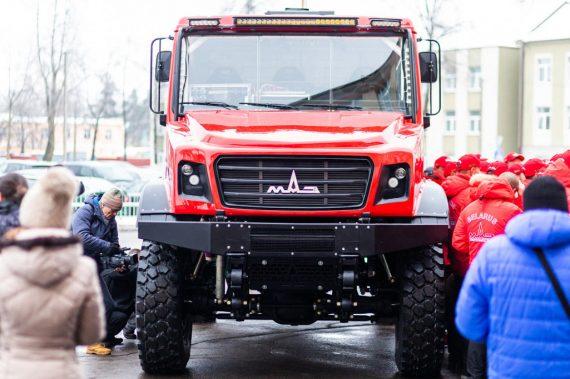 МАЗ-6440RR для Дакара