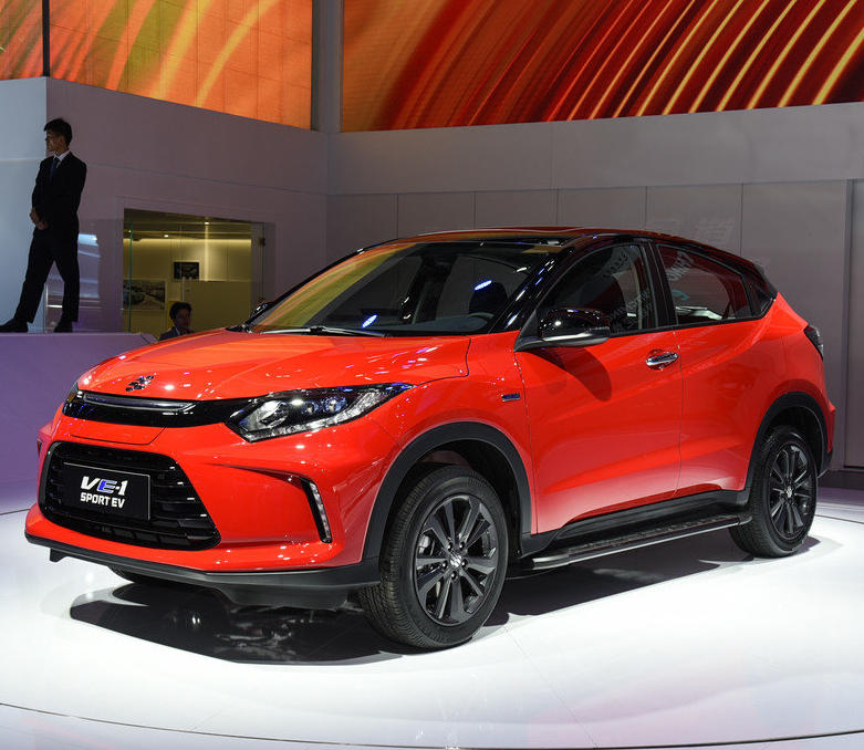 фото электромобиля Honda Everus VE-1