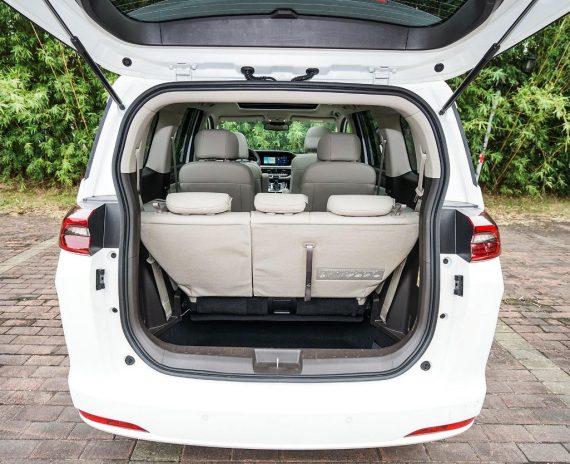 багажник GAC Chuanqi GM6
