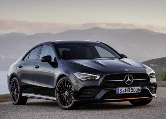 фото Mercedes CLA-Class 2020 года