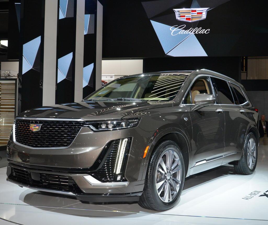 Новый Cadillac XT6 2020 фото, цена, характеристики, видео