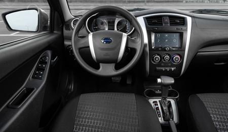 салон Datsun On-DO 2020