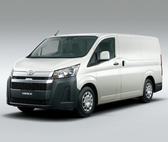 грузовой Тойота Хайс 2019 – 2020 фургон