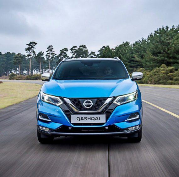новый Nissan Qashqai 2019