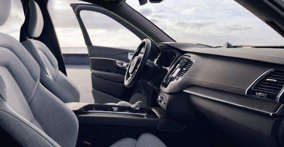 салон Volvo XC90 2020 фото
