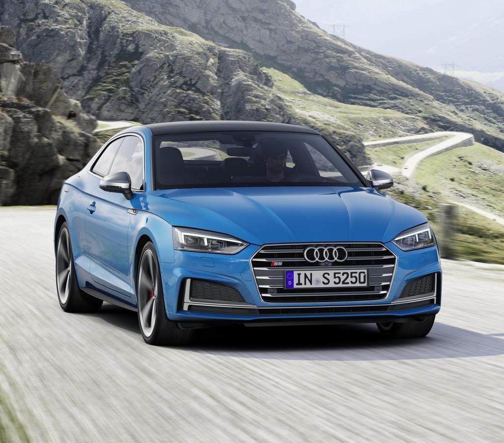 Новый Audi S5 2020 получил дизельный мотор с ...