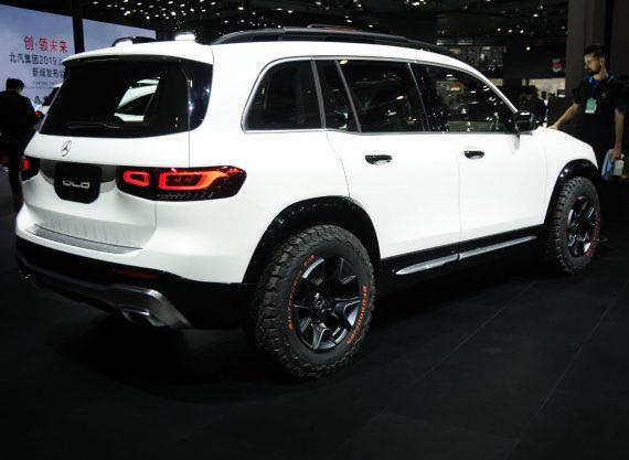 диски Mercedes-Benz GLB 2020 года