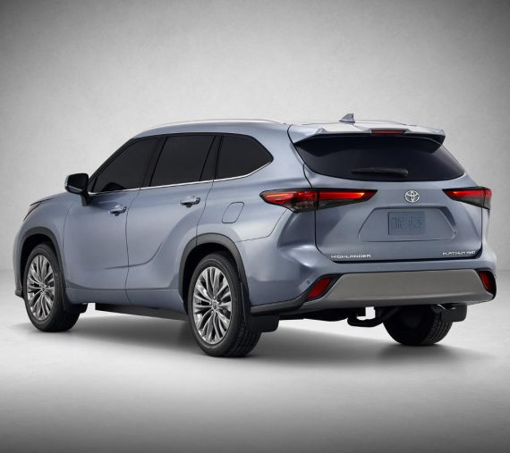 задние фонари Toyota Highlander 2020 года