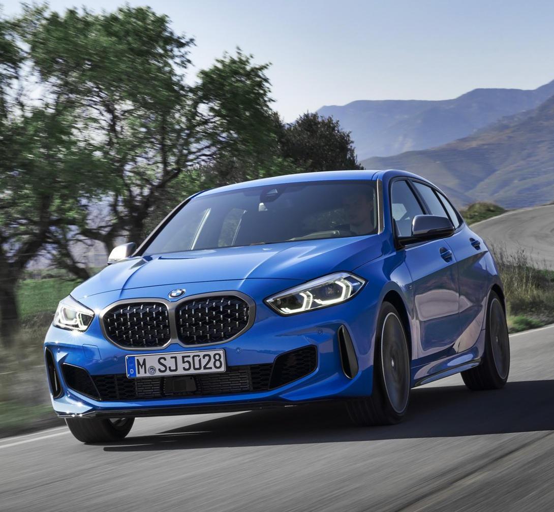 Новая БМВ 1-Серии 2020: фото, цена, характеристики, видео BMW 1-Series 2020