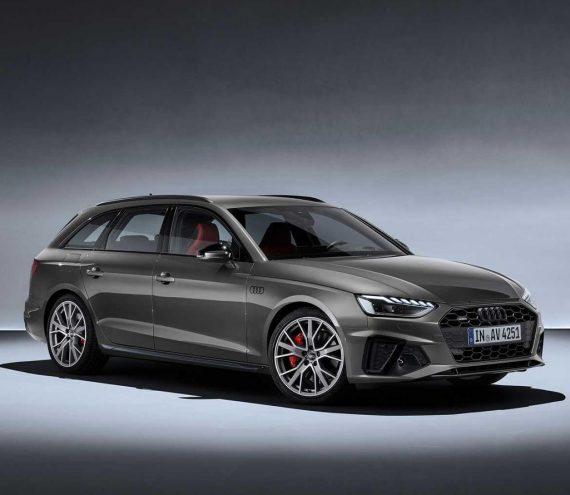 фото универсала Audi A4 Avant 2020