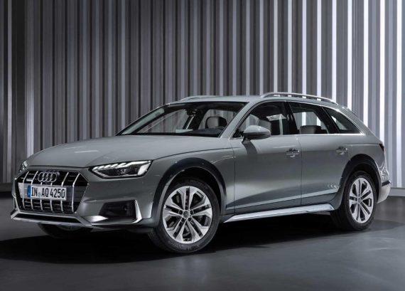 вседорожник Audi A4 Allroad 2020 фото