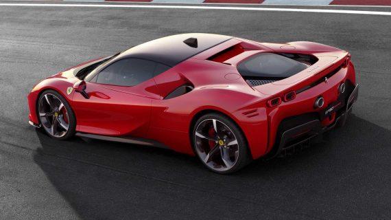 диски Ferrari SF90 Stradale