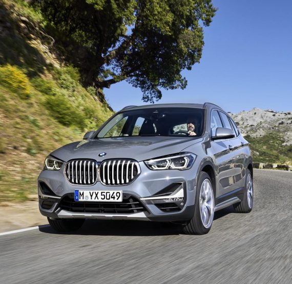 Фото нового BMW X1 2020 года http://autompv.ru/