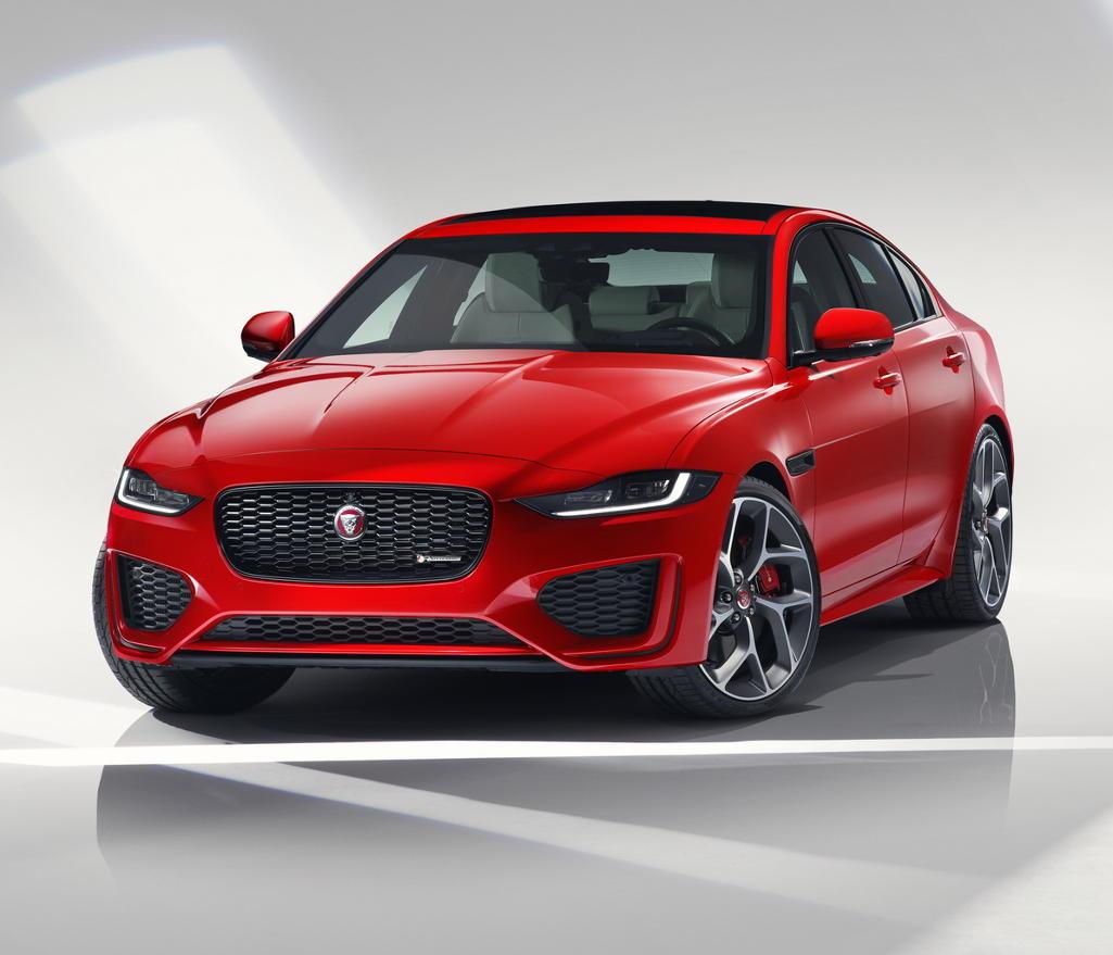 фото Jaguar XE 2019 – 2020 года