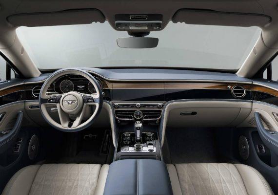 салон Bentley Flying Spur 2020