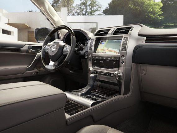 салон Lexus GX460 2020 фото