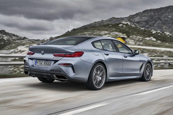 задние фонари BMW 8 Series Gran Coupe 2020