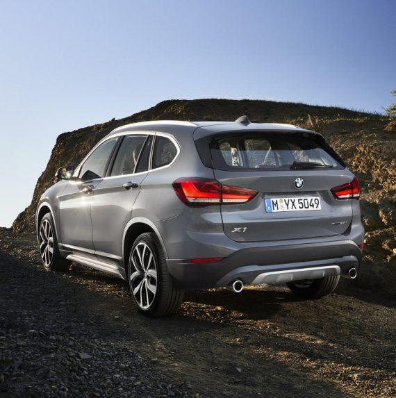 задние фонари BMW X1 2020
