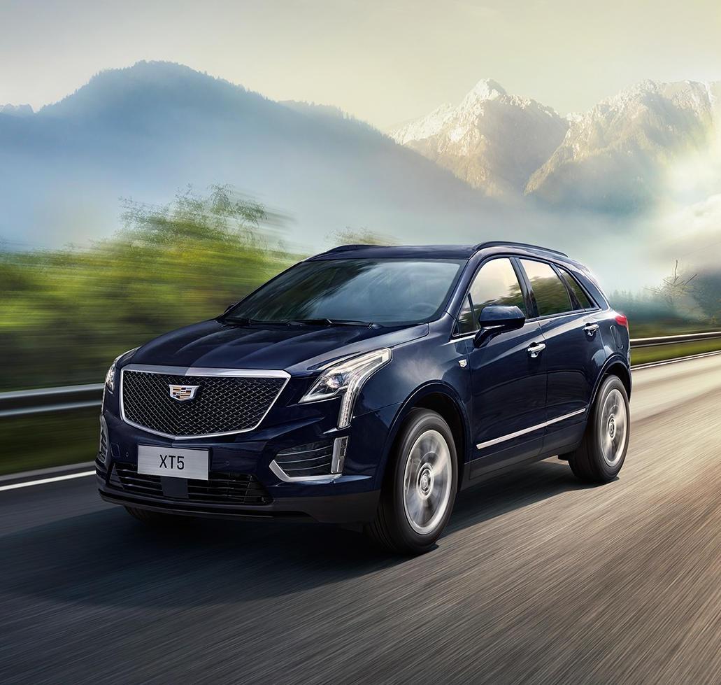 Новый Cadillac XT5 2020 фото, цена, характеристики, видео XT5 2020